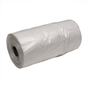 SAVILL PRODUCE ROLL BAG HDPE 60mm GUSSET (6)