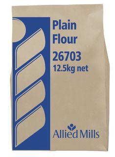 PLAIN FLOUR SUNFIELDS x 12.5kg
