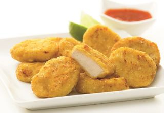 SPICY CHICKEN BREAST ROYALES STEGGLES 125g x 6.25kg