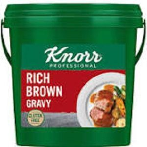 GFREE KNORR RICH BROWN GRAVY x 6.5kg