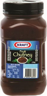 FRUIT CHUTNEY ZOOSH (KRAFT) x 2.3kg (6)