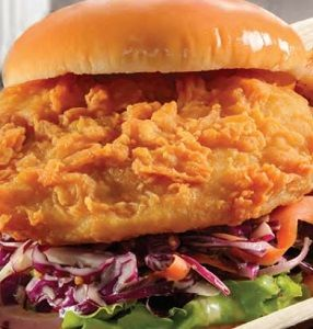BARRA BURGER SOUTHERN FRIED PAC WEST 85g x 1kg (3)