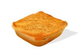 SQUARE BEEF PIE BALFOURS 24 x 175g