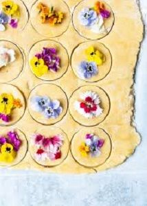 EDIBLE FLOWERS x EA