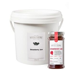 BEERENBERG STRAWBERRY JAM x 2.4kg (2)
