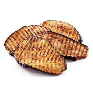 GRILLED EGGPLANT SLABS EDGELL CHEFS x 1.5kg (6)