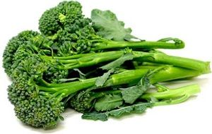 BABY BROCCOLI (12 BUNCHES) x BOX