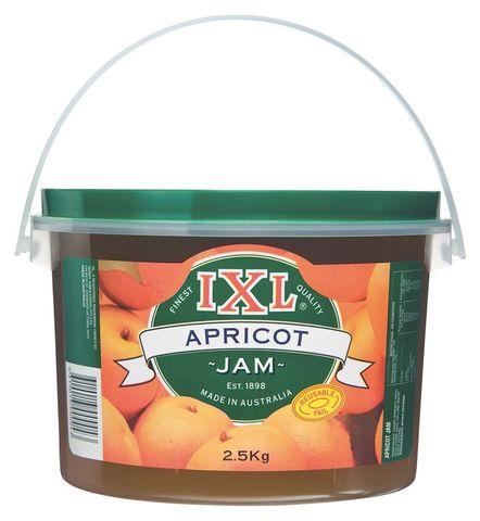 APRICOT JAM KRAFT GFREE x 2.5kg (3)