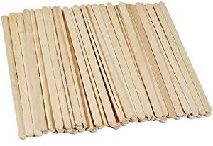 EXTRA LONG WOODEN STIRRERS 190mm CAWAY x 1000 (5)