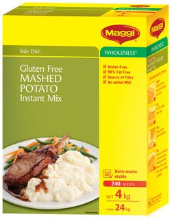 MASHED POTATO INSTANT MAGGI GFREE x 4kg
