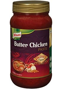 BUTTER CHICKEN PASTE PATAKS x 1.15kg (4)