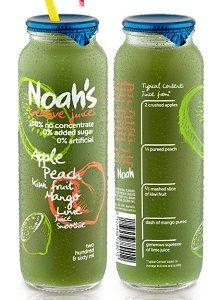 NOAHS GREEN SMOOTHIE 12x260ml