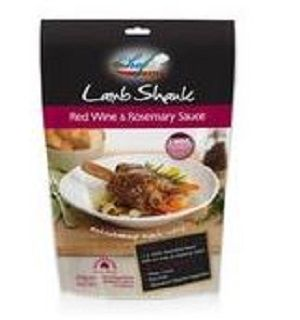RED WINE LAMB SHANKS MARATHON x R/W (approx 10  shanks)