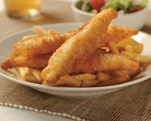 145g BEER BATTERED FISH FILLETS PAC WEST x 30