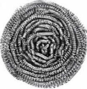 SAVILL STAINLESS STEEL SCOURER x 80g