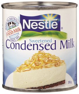CONDENSED MILK NESTLE x 395g (18)