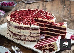 PRE CUT RED VELVET CAKE PRIEST x 16 (2)