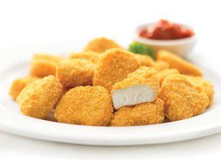 BREAST CHICKEN NUGGET INGHAM x 1kg (5)