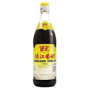 RICE WINE VINEGAR HENGSHUN CHINKIANG x 550ml