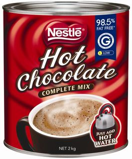 HOT CHOC DRINK COMPLETE NESTLE x 2kg (6)