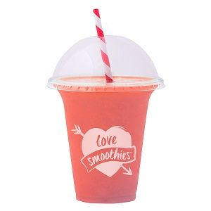 SMOOTHIE STRAWBERRY SPLIT LOVE SMOOTHIES 15 x 140g