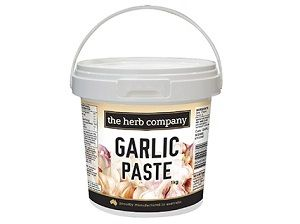 GARLIC PASTE THE HERB COMPANY x 1kg (6)