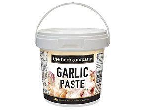 GARLIC PASTE THE HERB COMPANY x 1kg (6)