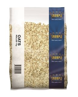 ROLLED OATS TRUMPS 1kg (10)
