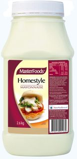 AUTHENTIC EGG  MAYONAISE MFOOD x 2.2kg (6)