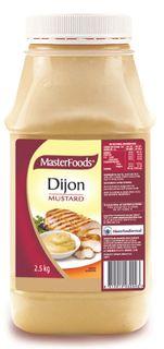 DIJON MUSTARD MFOOD x 2.5kg (6)