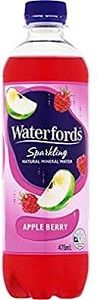 APPLE BERRY MINERAL WATER WFORD 475ml x 20