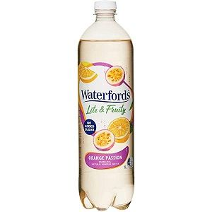 ORANGE PFRUIT MINERAL WATER WFORD 475ml x 20