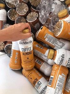 ALMOND ICED COFFEE BICKFORDS RTD 500ml x 12