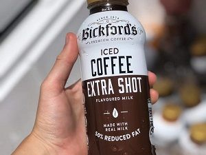 EXTRA SHOT ICED COFFEE BICKFORDS RTD 500ml x 12