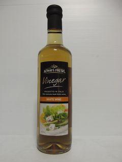 WHITE WINE VINEGAR AFRESH x 500ml (6)