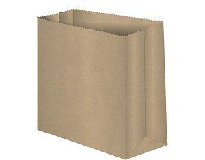 #15 BROWN BAG SATCHEL CAWAY 330x258 x 250