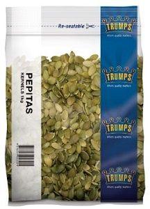 PEPITAS (PUMPKIN SEEDS) TRUMPS  x 1kg