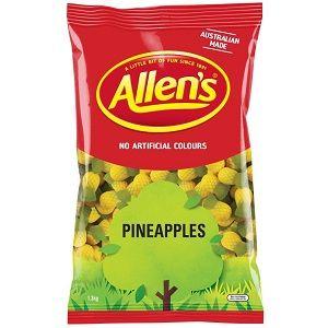 ALLENS PINEAPPLES x 1.3kg (6)
