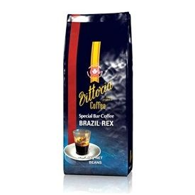 VITTORIA COFFEE BRAZIL REX BEANS x 1kg (6)