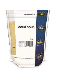 COUS COUS TRUMPS x 1kg(10)