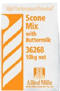 SCONE MIX WITH BUTTERMILK AM x 10kg
