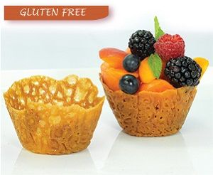BRANDY SNAP BASKETS GFREE KOOKA 16.5g x 24
