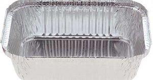 SAVILL 448 FOIL CONTAINER 40oz x 125 (4)