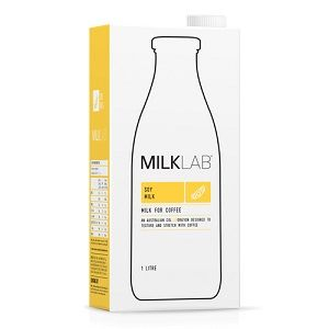 MILK LAB SOY MILK 8 x 1lt