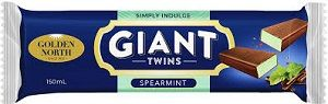 SPEARMINT GIANT TWIN GOLDEN NORTH GFREE 150ml x 24