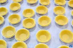 10cm DEEP SWEET PASTRY SHELL BAKED BAKELS x 72