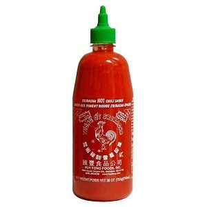 HOT CHILLI SAUCE SRIRACHA A&T x 740ML