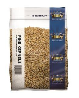 PINE NUT KERNALS TRUMPS x 1kg (10)