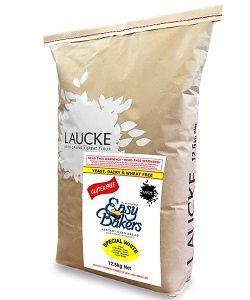 GFREE BAKERS FLOUR SPECIAL WHITE LAUCKE x 12.5kg