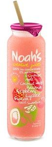 NOAHS COCONUT BANANA RASP SMOOTHIE 12x260ml